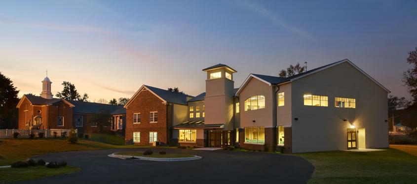 Nichols Bethel UMC Exterior