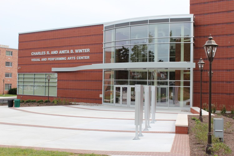 Millersville University - Winter Visual & Performing Arts Center