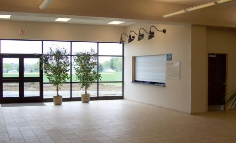 Lancaster Christian School - Student Life Center