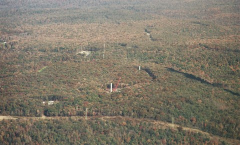 North Allegheny Ridge Wind Farm