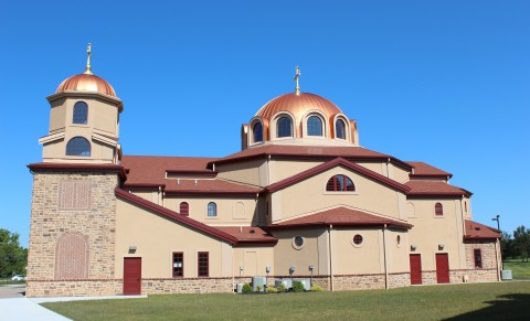 St. Sophia/Ss. Faith, Hope & Agape Greek Orthodox Church of Valley Forge