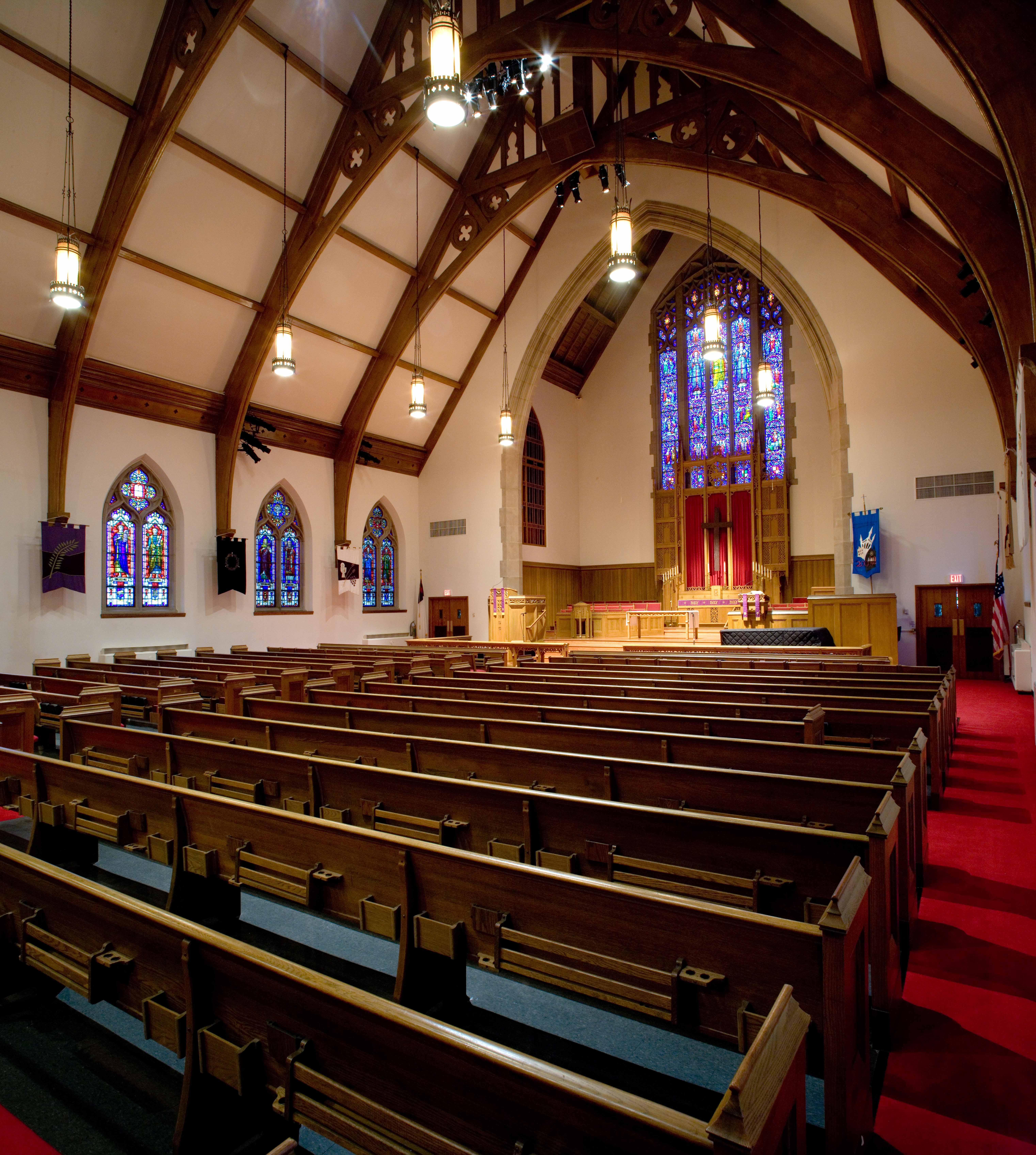 urban church construction lancaster pa horst construction