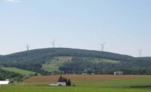 North Allegheny Ridge Wind Farm
