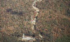 Allegheny Ridge Wind Farm