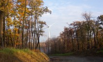 Allegheny Ridge Wind Farm