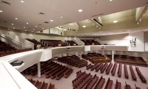 Lancaster Bible College - Good Shepherd Chapel