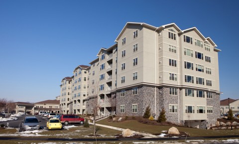 Garden Spot Village - Village Square Apartments