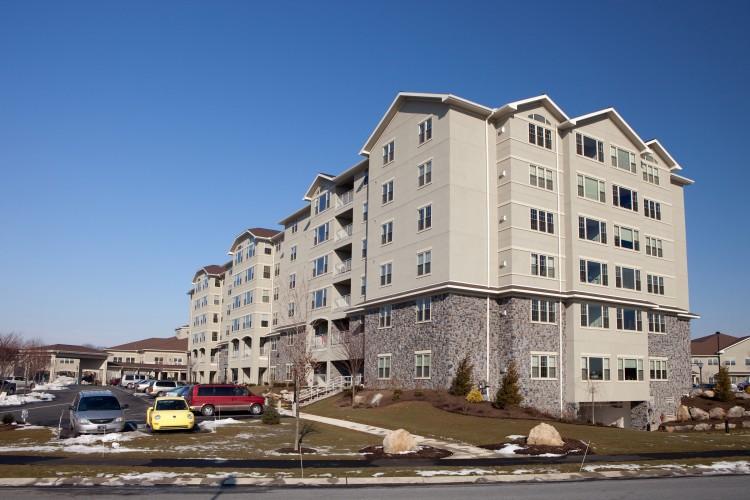 Garden Spot Village - Village Square Apartments