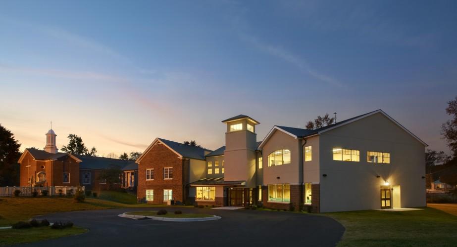 Nichols-Bethel United Methodist Church - Addition