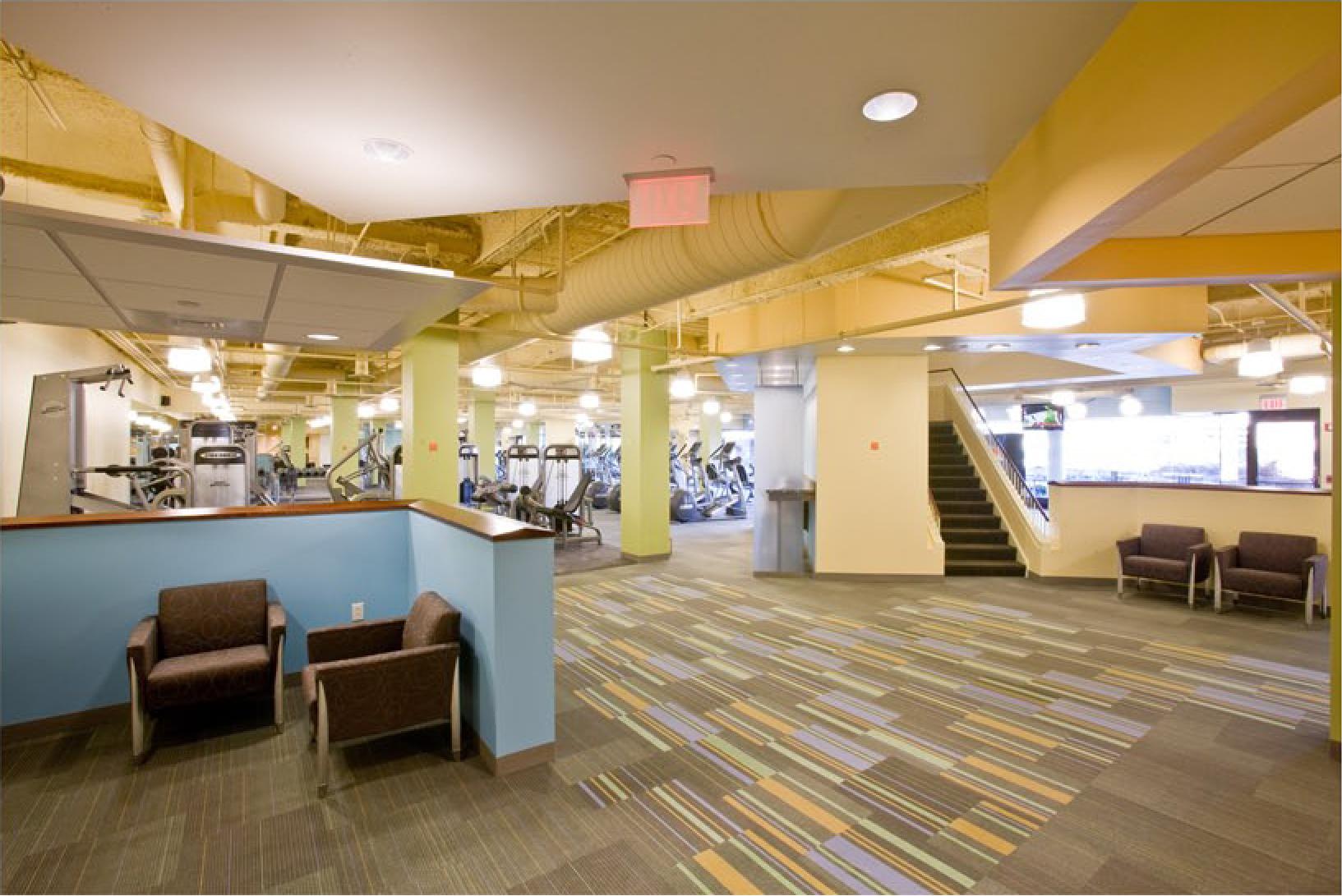 Fitness Center Construction : Fitness center construction shire pharmaceutical horst