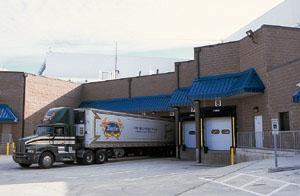 Corporation warehouse teen center