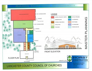 Lancaster County Council of Churches_R1 Plan and Elevation - rendered