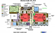 State College Alliance_Master Plan - First Floor Plan