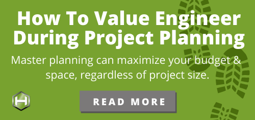 value engineering during project planning