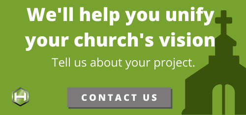 unify vision church construction project