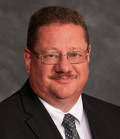 Ken Fetterolf, Vice President