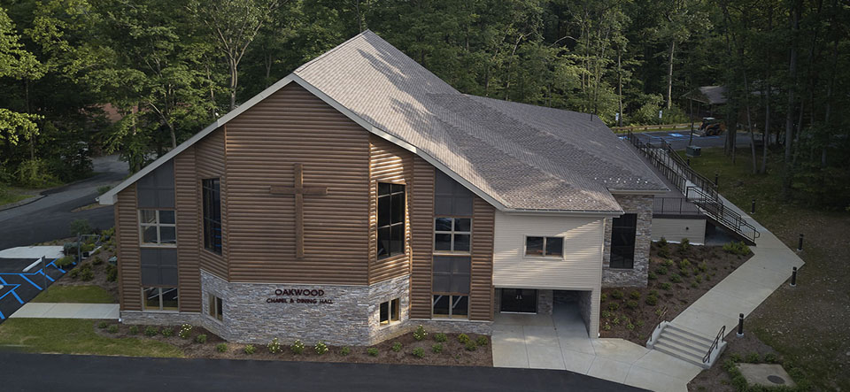 Black Rock Retreat Chapel Exterior