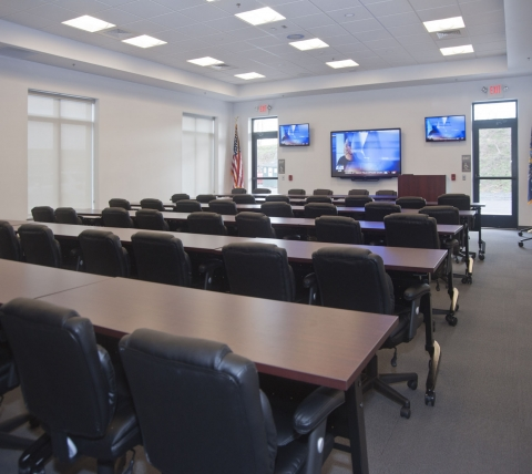 Silver Spring Fire Company Training Room