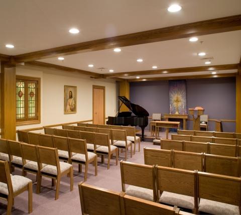 Chapel First United Methodist Church