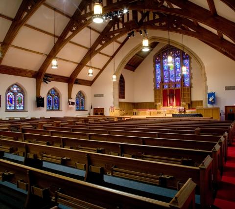 Sanctuary First United Methodist Church