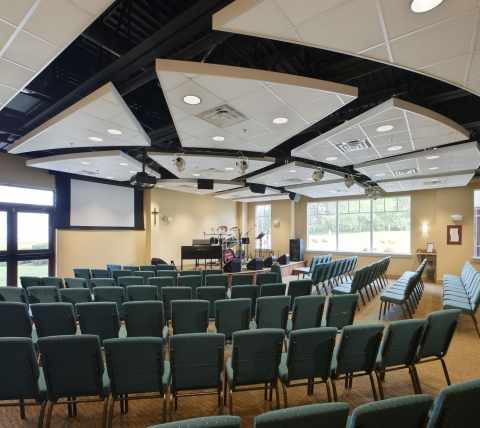 multipurpose space nichols-bethel united methodist church
