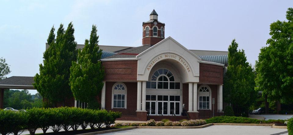 brick exterior american music theatre