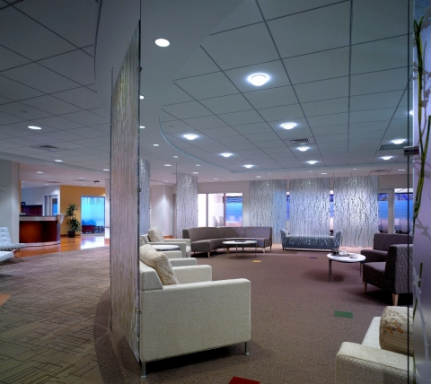 office seating area