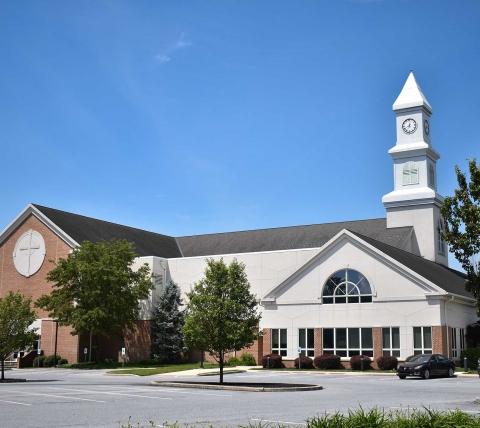 lancaster bible college chapel