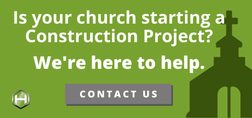 start church construction project