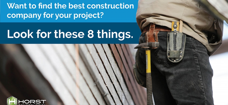 best contractor for construction